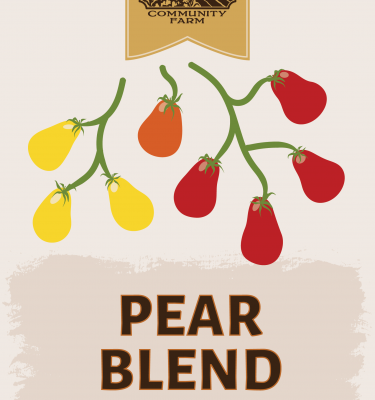 Pear Blend Tomatoes