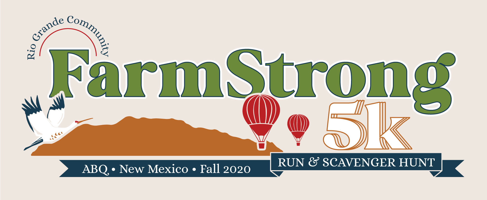 FarmStrong 5K Run & Scavenger Hunt
