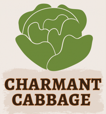 Charmant Cabbage Illustration
