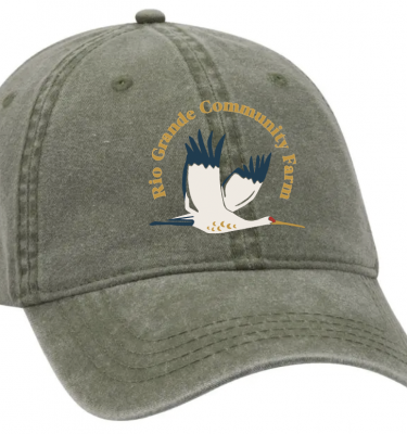 RGCF Baseball Cap with Crane