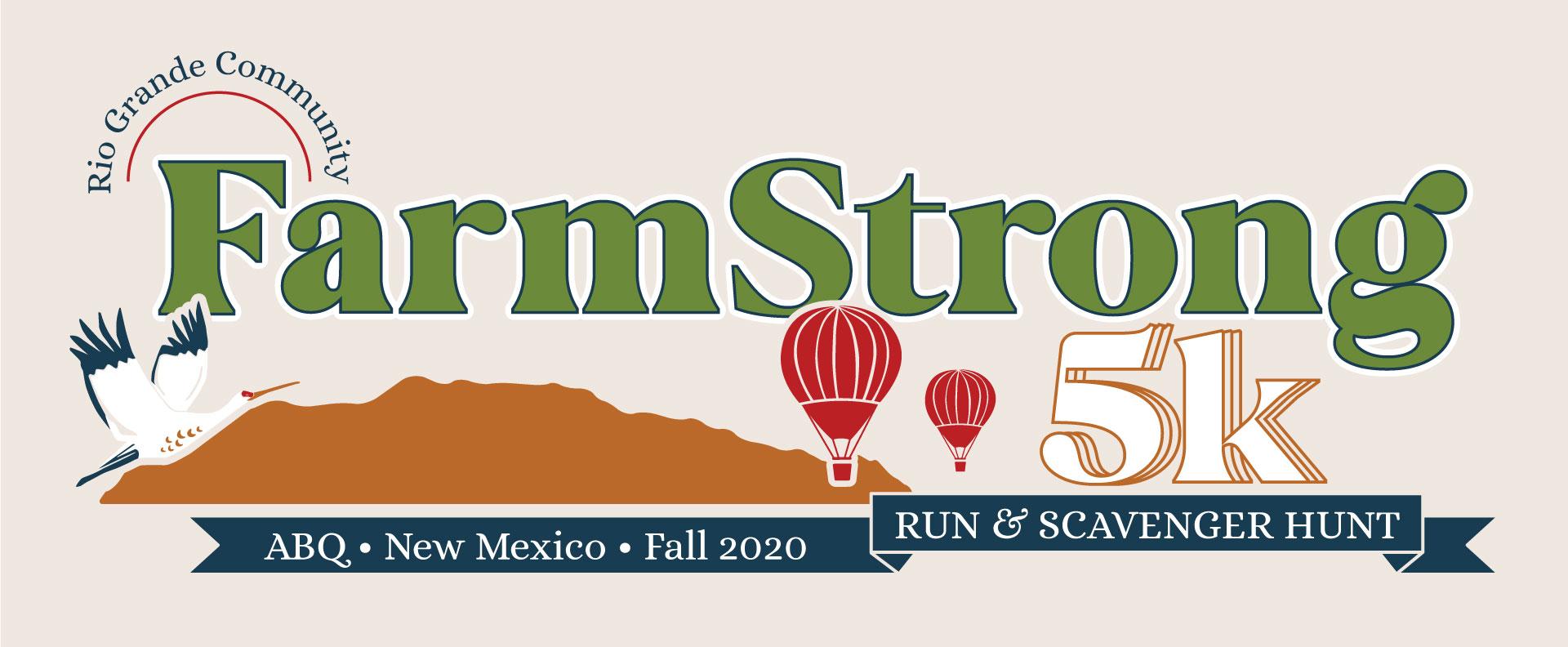 FarmStrong 5K Run & Scavenger Hunt