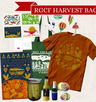 RGCF Harvest Bag